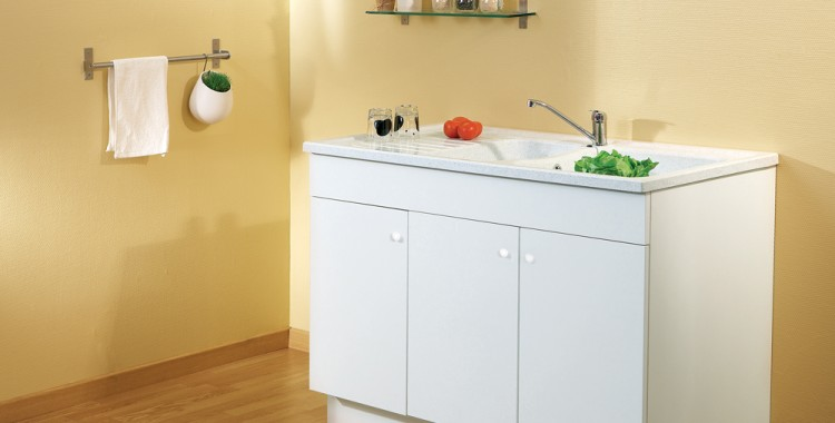 Carea sanitaire vend e normandie meuble m lamin carea - Vide sanitaire meuble cuisine ...