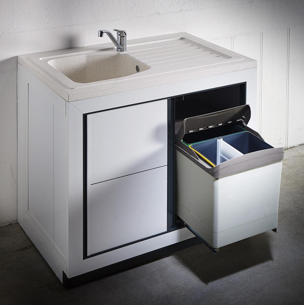 Carea sanitaire vend e normandie meuble pvc carea for Meuble sanitaire
